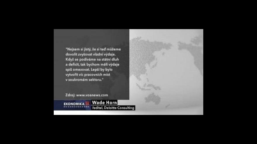 Video Nejvíce chudých v USA za 15 let