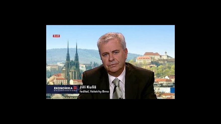 Video Rozhovor s Jiřím Kulišem