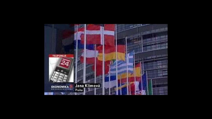 Video Telefonát Jany Klímové