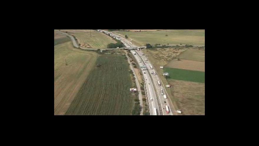 Video Letecké záběry Pražského okruhu