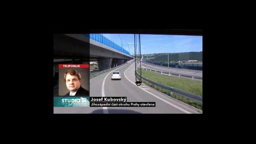 Video Telefonát Josefa Kubovského