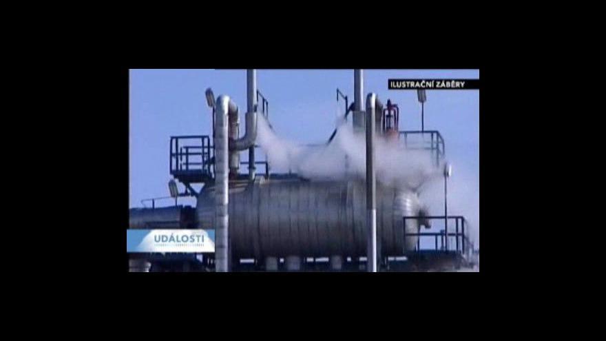 Video Reportáž o cenách ropy