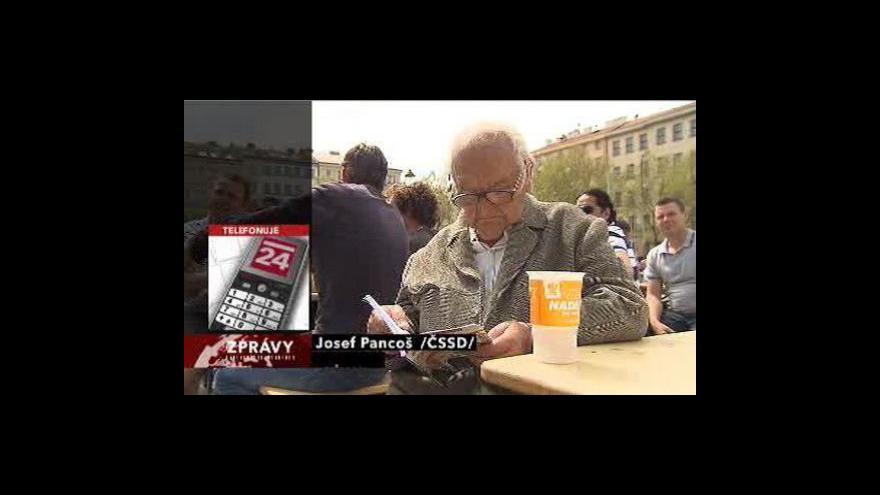 Video Telefonát Josefa Tancoše