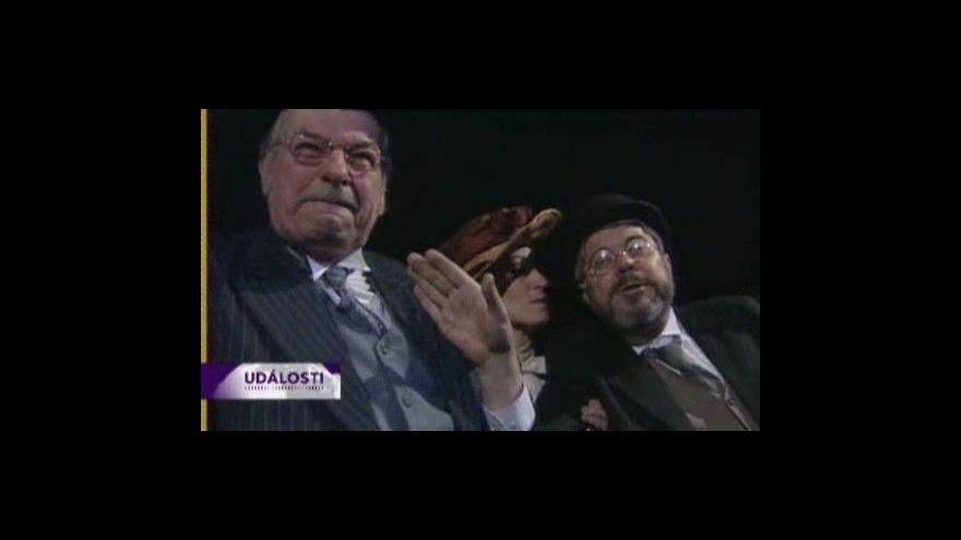 Video Jefim Fištejn vzpomíná na Martina Štěpánka