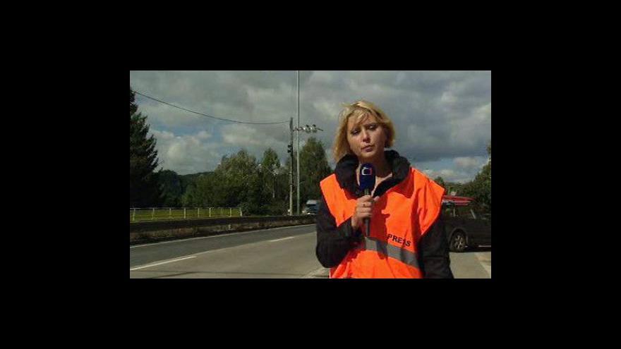 Video Reportáž Kamily Štichové