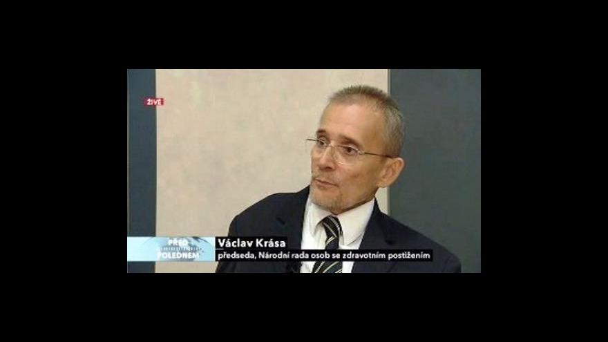 Video Rozhovor s Václavem Krásou a Jaromírem Drábkem