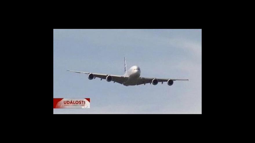 Video Spory Boeingu s Airbusem