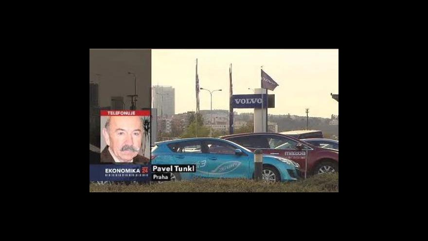 Video Komentář Pavla Tunkla