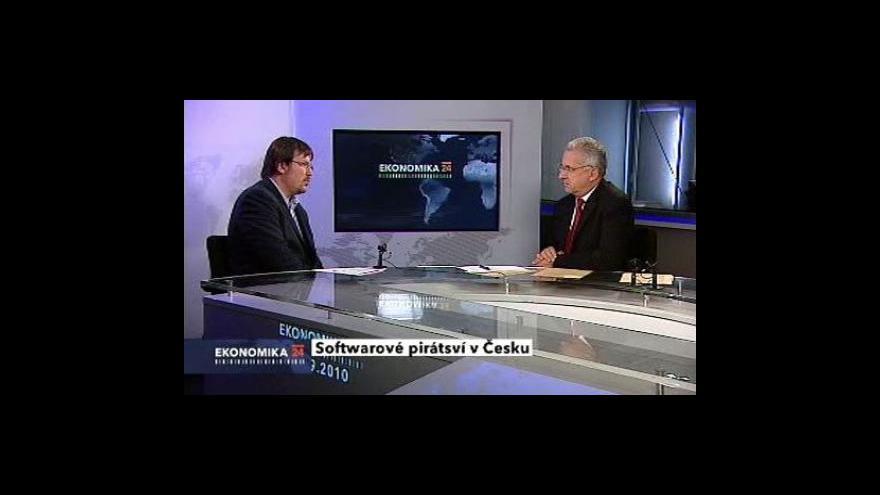 Video Rozhovor s Janem Hlaváčem