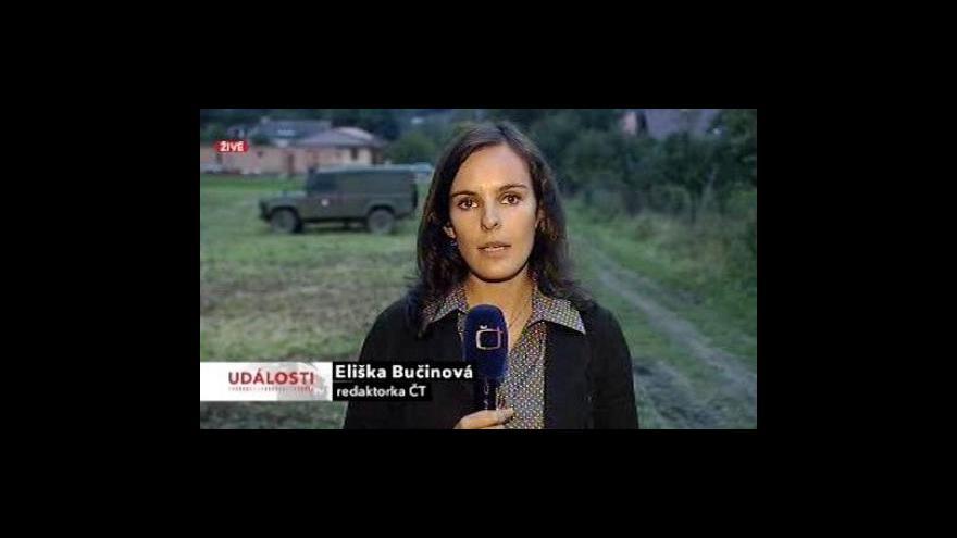 Video Živý vstup Elišky Bučinové