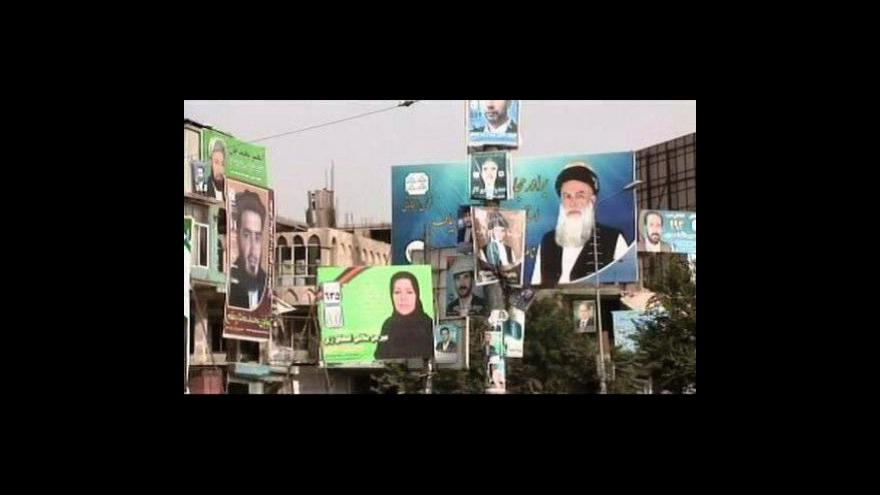Video Reportáž o proběhlých afghánských volbách