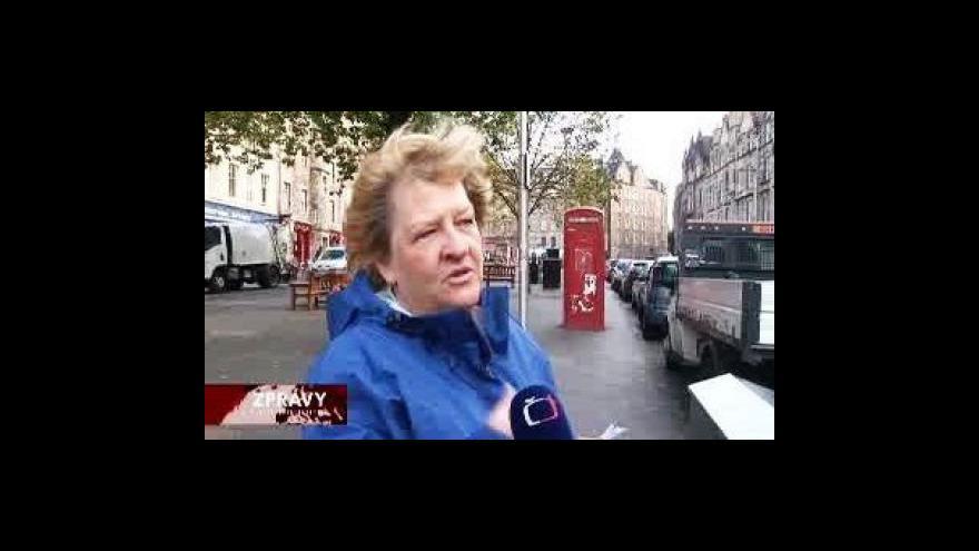 Video Papež v Británii