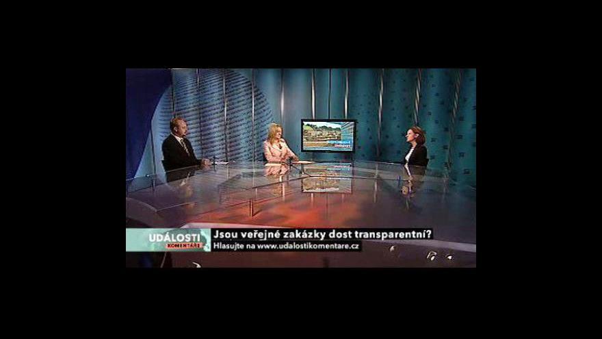 Video Rozhovor s Jeronýmem Tejcem, Karolínou Peake a Lenkou Zlámalovou