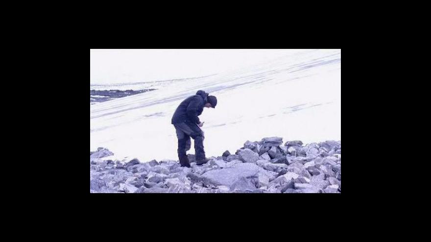 Video Ustupující ledovce odkrývají nálezy z předvikinské éry
