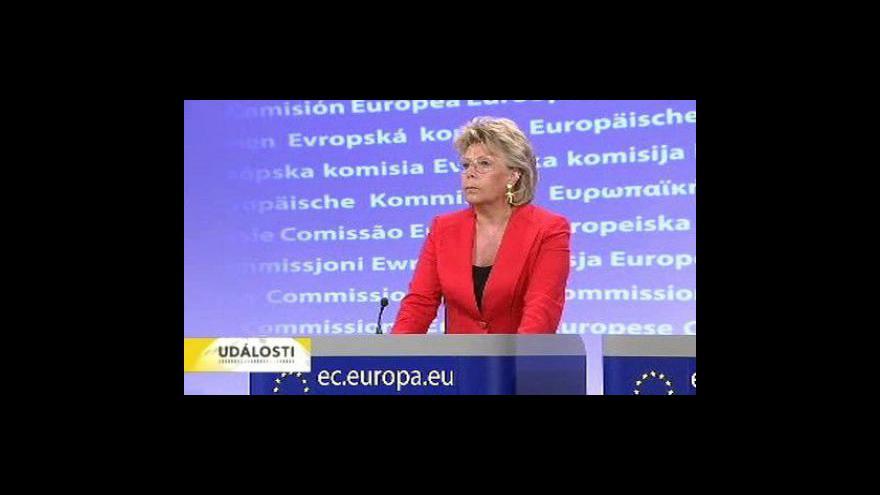Video EU hrozí Francii kvůli Romům