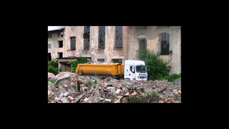 Video Překladiště v Dymokurech