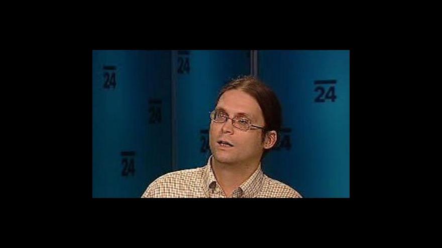 Video Rozhovor s Filipem Pospíšilem