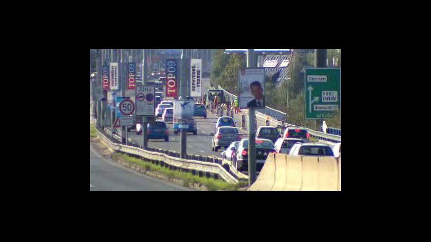 Video Reportáž Jany Čermákové a Barbory Jelínkové
