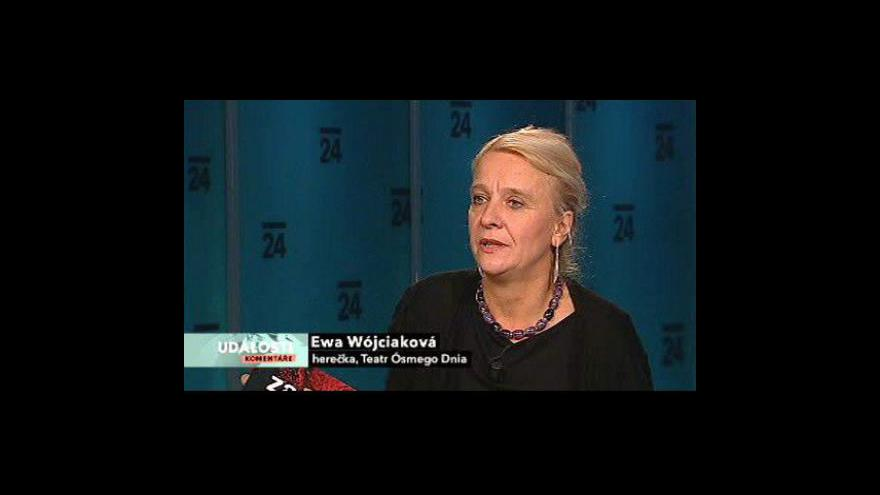 Video Rozhovor s Ewou Wójciakovou