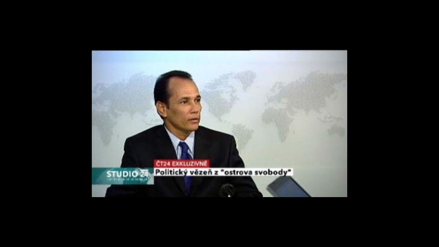 Video Rozhovor s Juanem Carlosem Herrerou Acostou