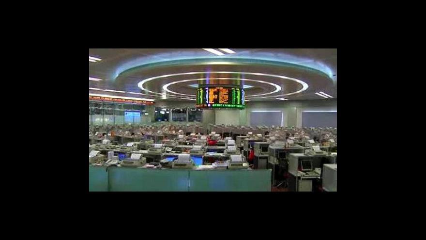 Video Vývoj čínské obchodní bilance