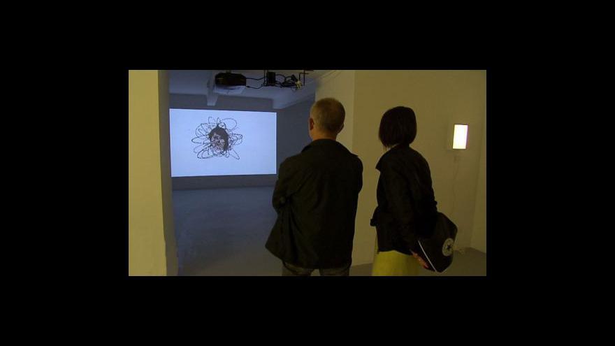 Video Z Galerie Václava Špály informuje Barbora Peterová