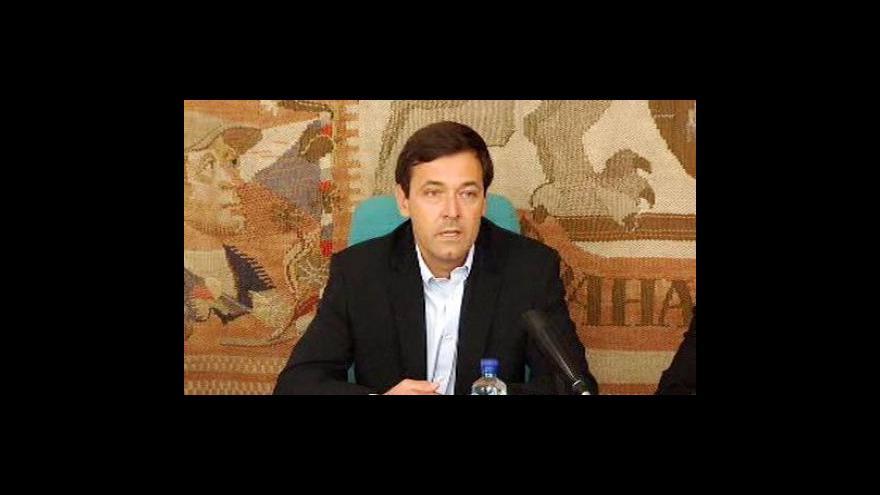 Video Tisková konference Strany zelených a Evropských demokratů