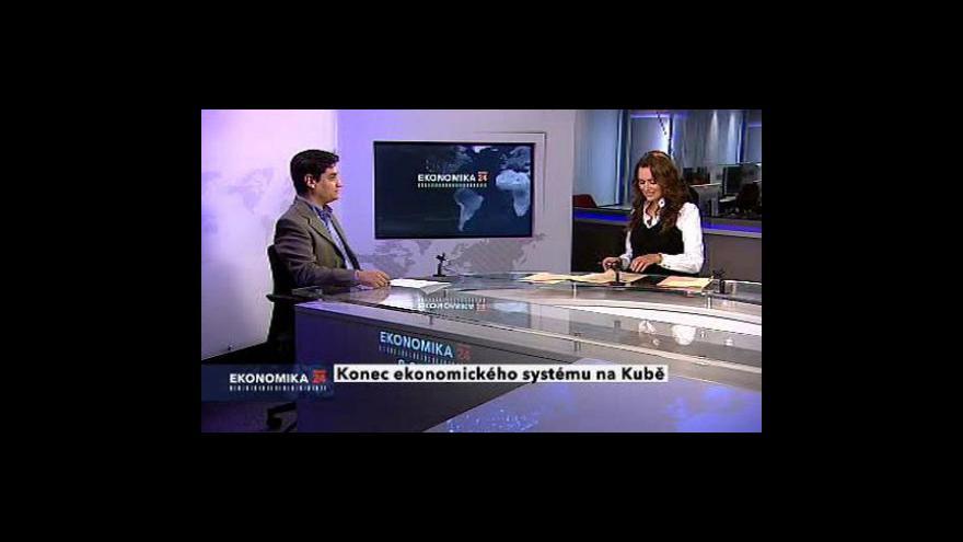 Video Rozhovor s Carlosem Gonzalesem z Centra analytických studií pro Latinskou Ameriku