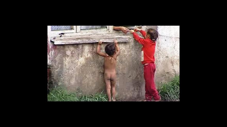 Video Europarlament chystá rezoluci k Romům