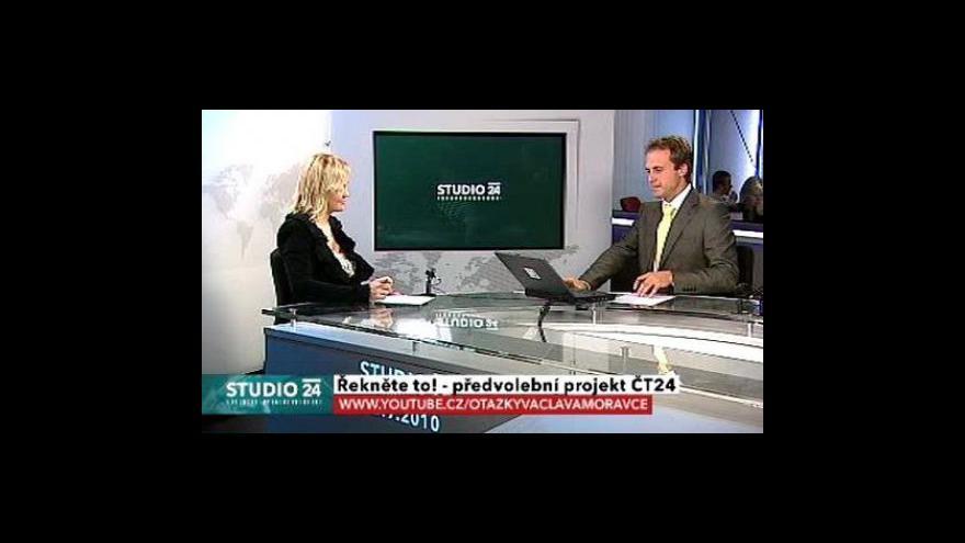 Video Rozhovor s Pavlou Kvapilovou
