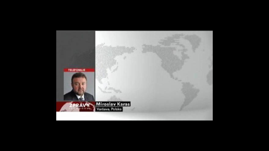 Video Telefonát Miroslava Karase