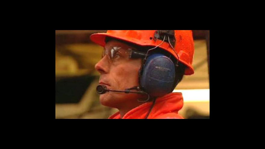Video Oživení na ropném trhu