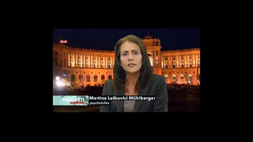 Video Rozhovor s Martinou Leibovici-Mühlberger