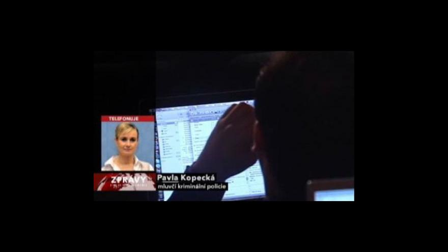 Video Policie provedla zátah na počítačové piráty