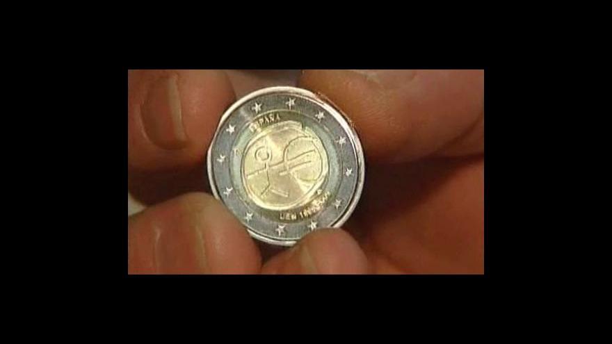 Video Dohled nad finančními trhy tématem Ekonomiky ČT24