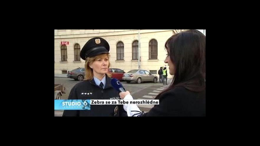 Video Rozhovor s Kamilou Styblíkovou