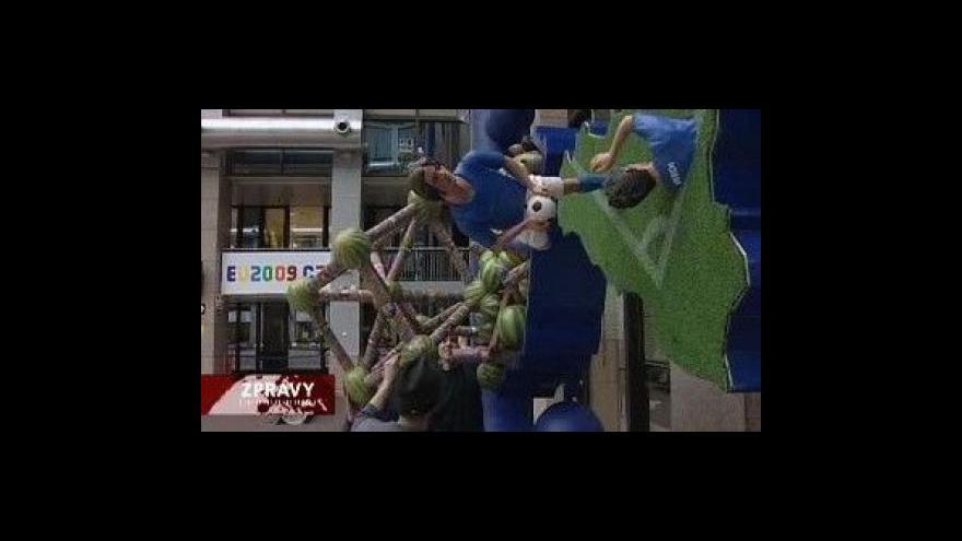Video Entropa bude odhalena v plzeňském muzeu