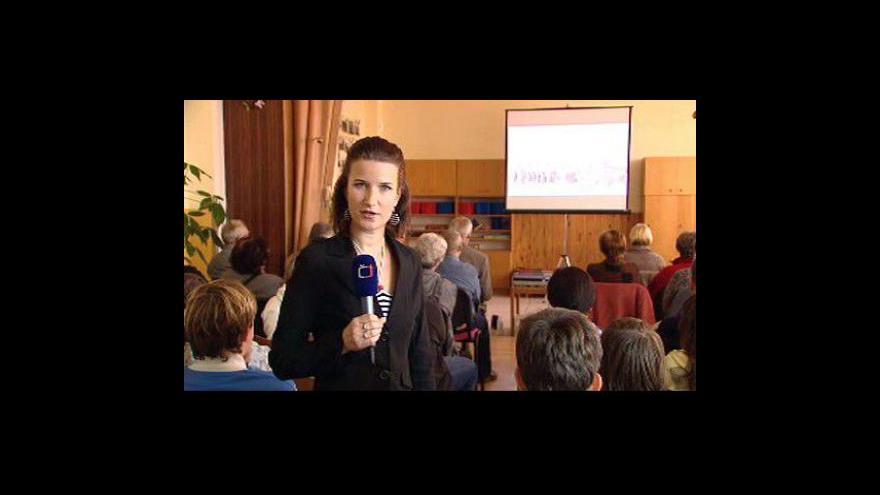 Video Reportáž Ivany Šmelové a Lucie Komňacké