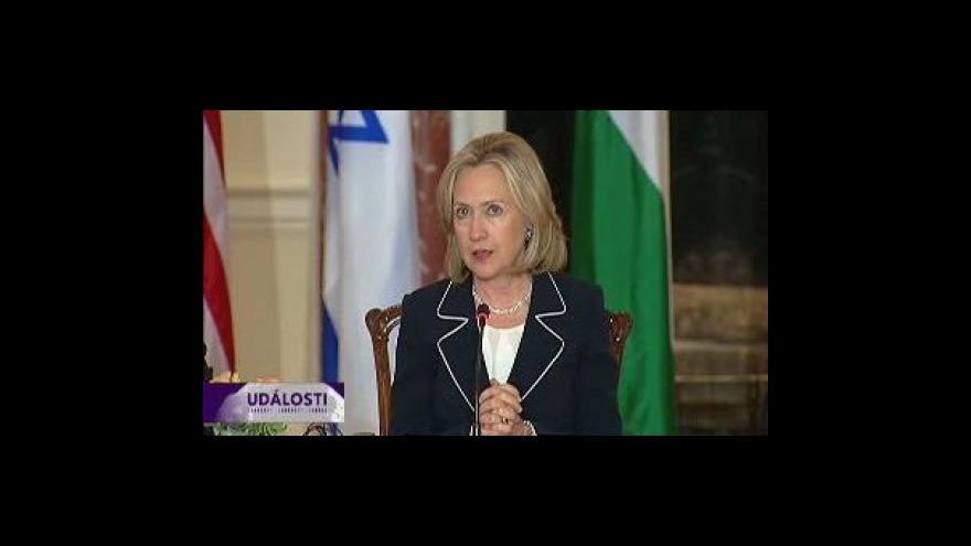 Video Další den mírových rozhovorů