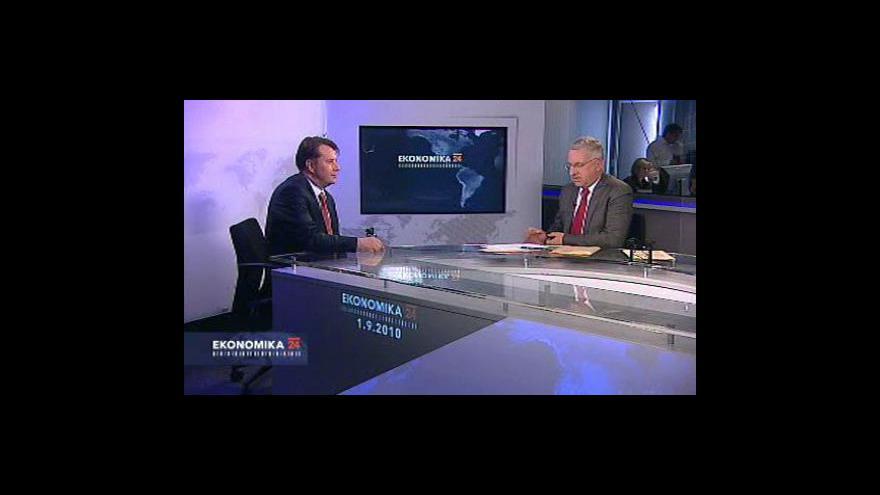 Video Rozhovor s Martinem Kocourkem