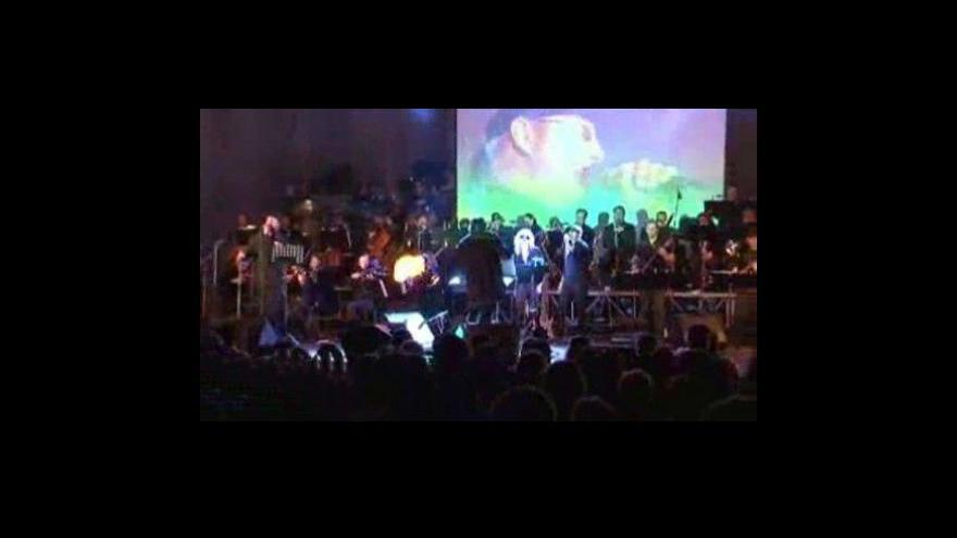 Video Téma směřování Filharmonie Brno