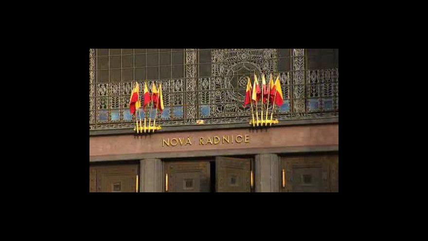 Video Brífink Milana Richtera o protikorupčním ombudsmanovi