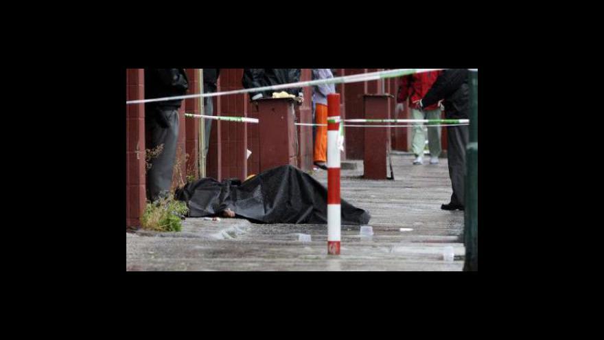 Video Nové informace o případu bratislavské střelby