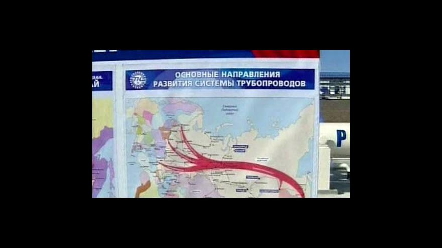 Video Rusko bude vyvážet ropu na východ