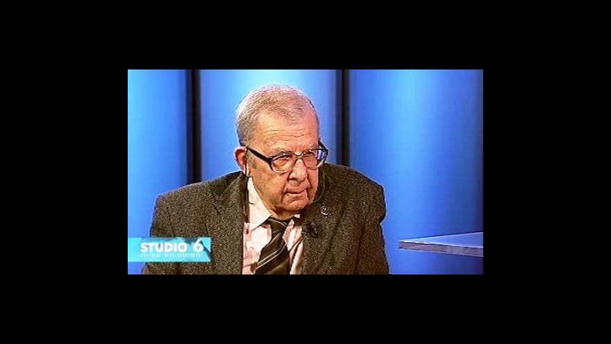 Video Rozhovor s bývalým pétépákem Jaroslavem Müllerem