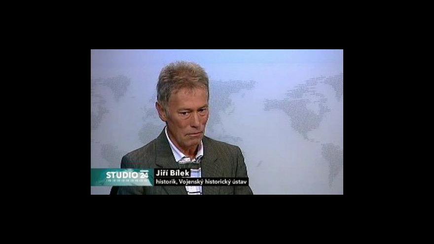 Video Rozhovor s Jiřím Bílkem