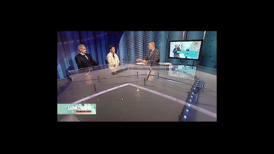 Video Rozhovor s Marianem Brzybohatým a Pavlem Černým