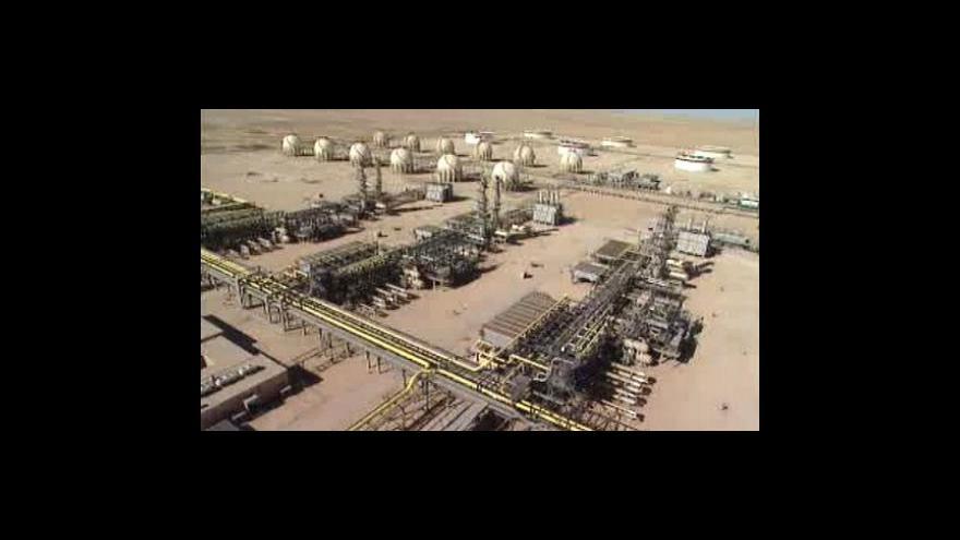 Video Ropné kapacity Iráku leží ladem, to se má brzy změnit