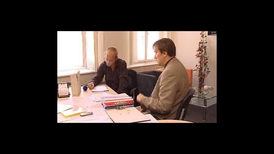 Video Reportáž Petra Šuleře a Karla Vovesného