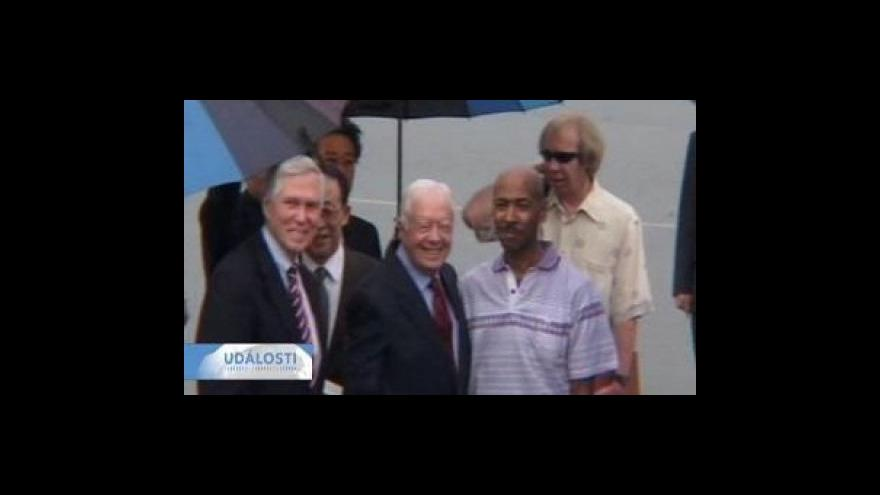 Video Carterova mise bude zřejmě úspěšná